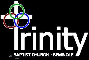 Trinity Logo White